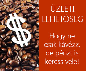 Kávés üzleti lehetőség, MLM