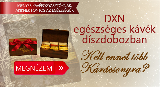 DXN Gift Box Extra
