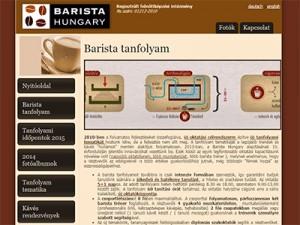 Barista Hungary