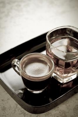 Kávé vízzel