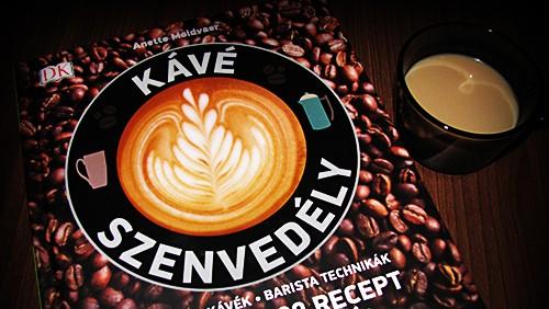 Kávészenvedély könyvajánló