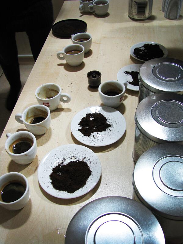 Így sikerült kávék