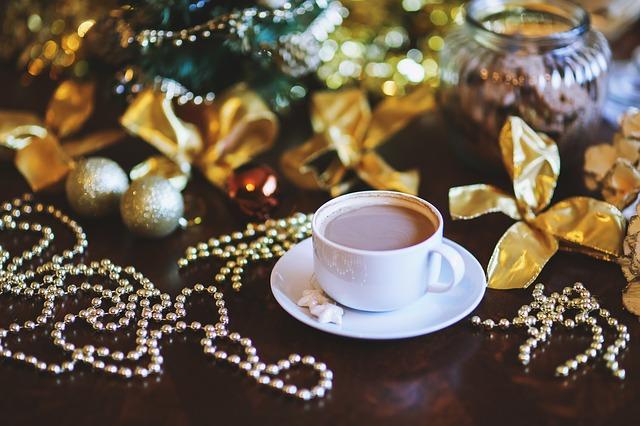 Kávé karácsonyi ajándék