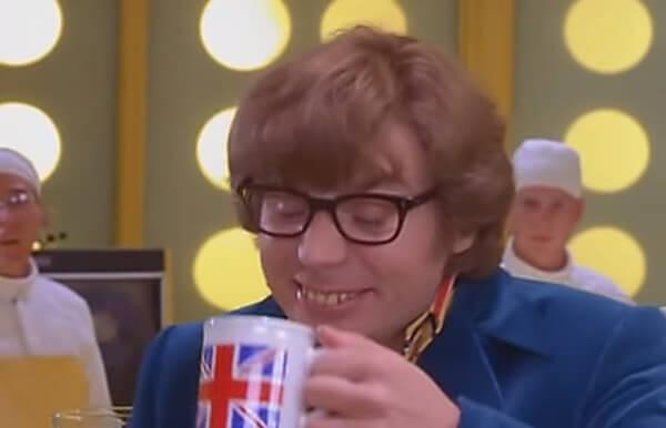 Austin Powers és a kávé