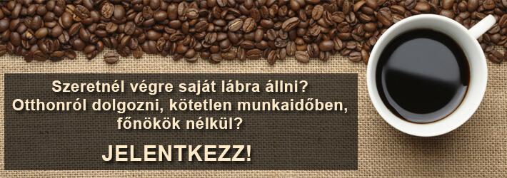 Kávé üzleti lehetőség