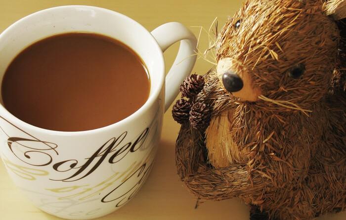 Az én kávés bögrém mókussal