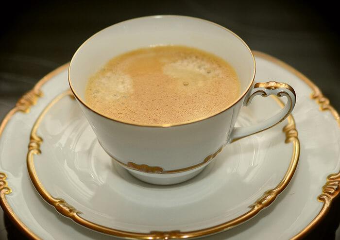 Design kávés csésze