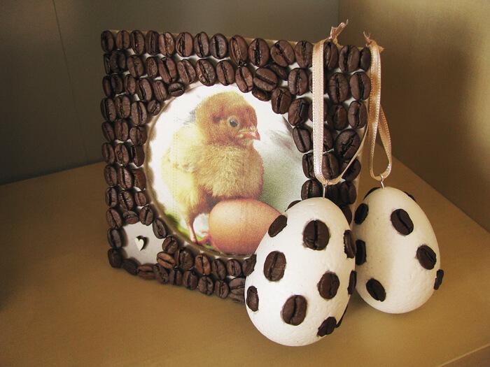 Kész a hungarocell húsvéti tojás