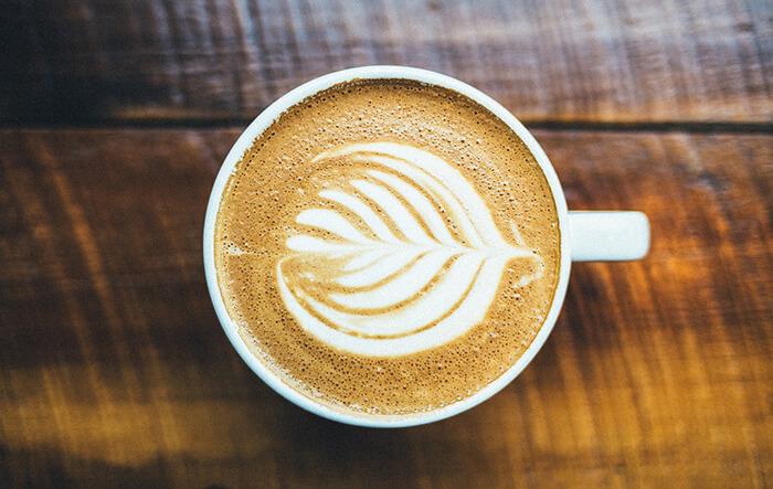 Latte art, a kávézás művészete