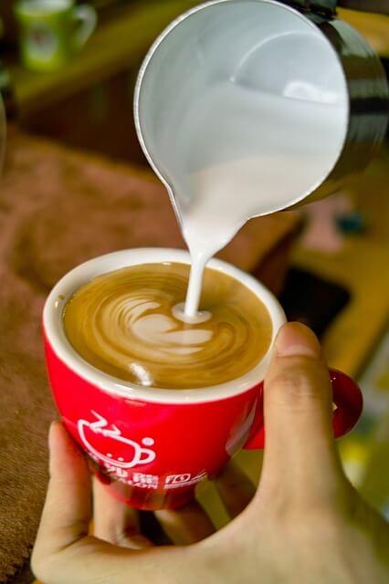 Latte művészet