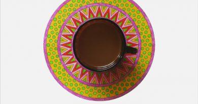 Kávé mandala