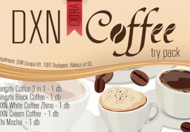 Extra Coffee Try Pack az extra kávé élményért