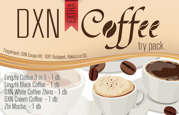 Extra Coffee Try Pack kávé csomag
