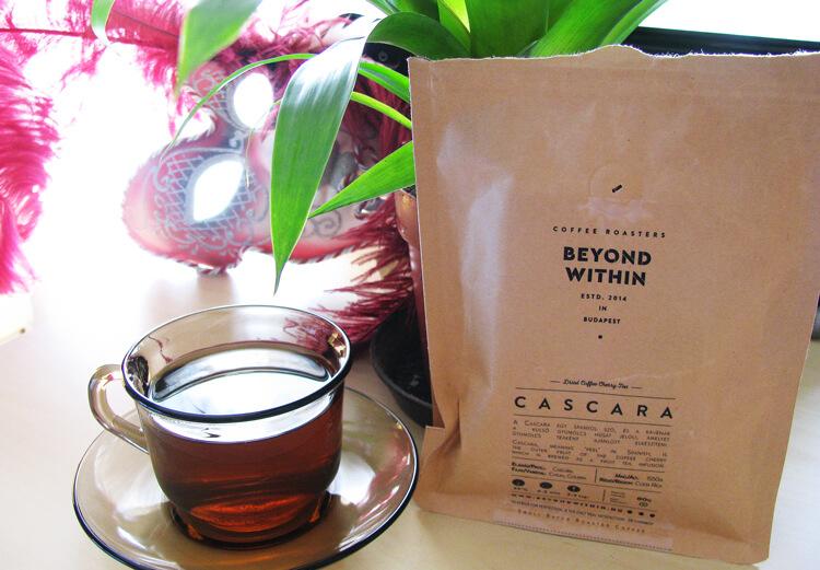 Cascara - Kávégyümölcs tea