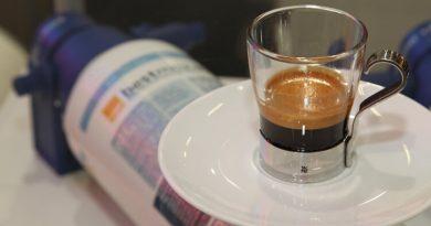 BWT - Best Water Technology kávéházakban