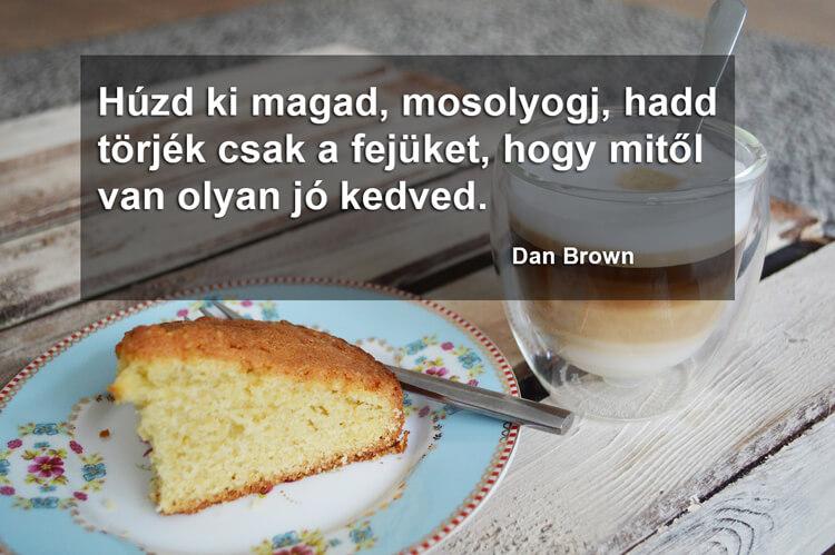Idézetek kávé mellé: Dan Brown