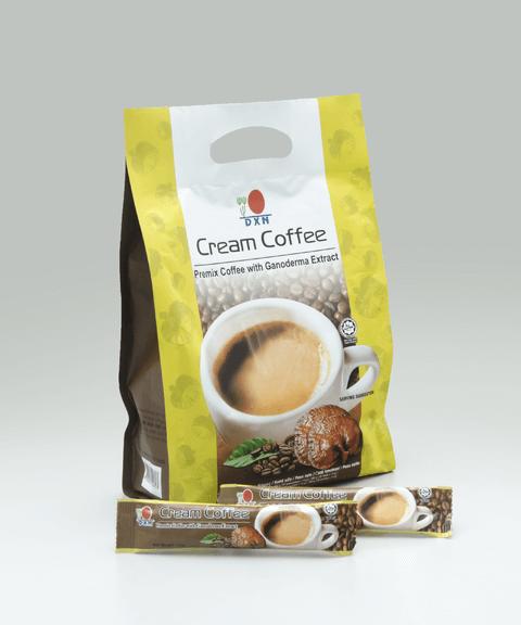 DXN Cream Coffee ganoderma kávé