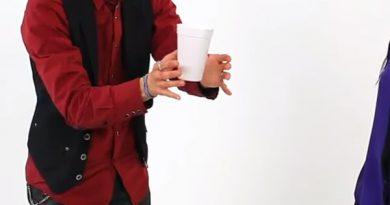 Kávé trükk - a lebegő kávé