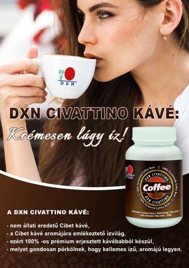 DXN Civattino Coffee: A világ legdrágább kávéja állati közreműködés nélkül