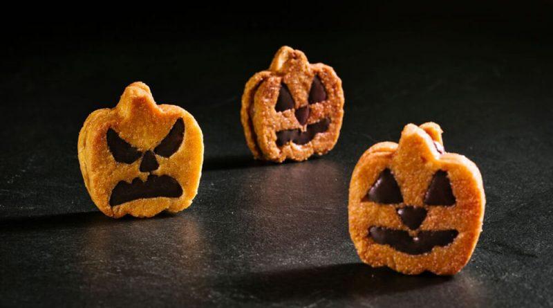 Gesztenyés tökfejek recept halloweenre