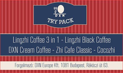 DXN Try Pack vásárlás