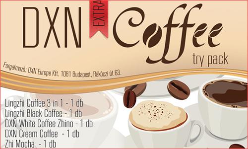 Extra Coffee Trypack vásárlás
